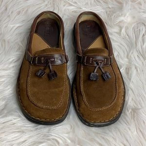 Born slip on loafers